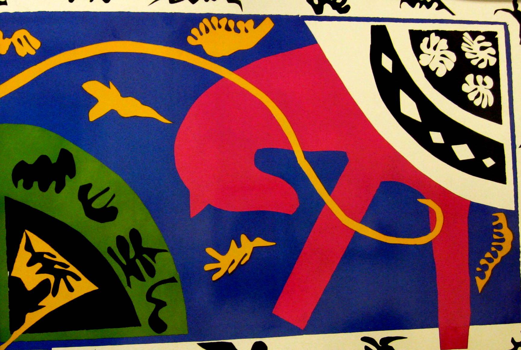 Packet #5. Henri Matisse \u2013 Evergreen Art Discovery
