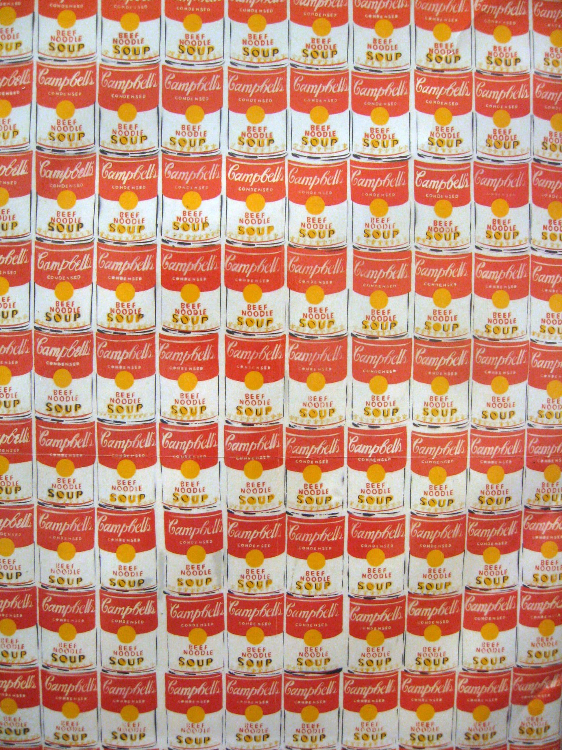 packet 20 pop art andy warhol evergreen art discovery