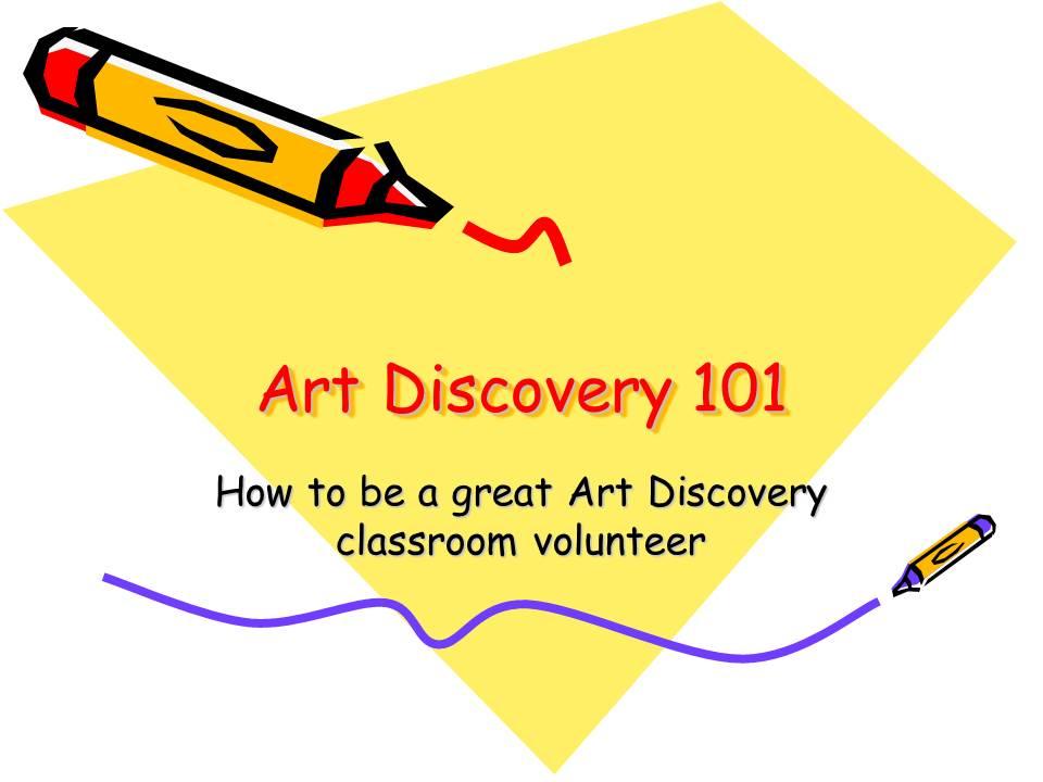 ArtDiscovery101