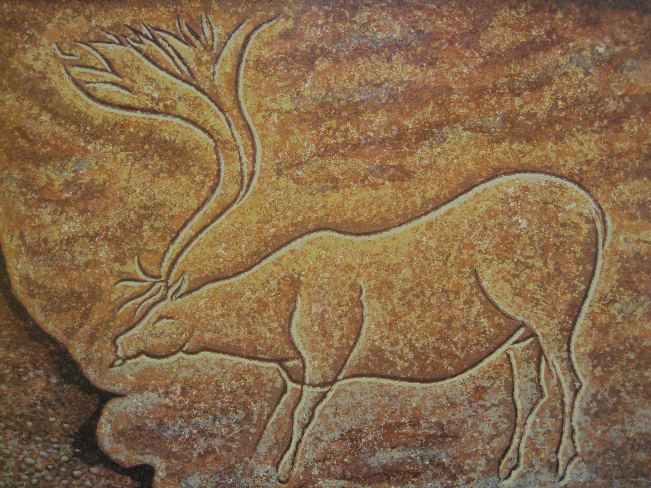 Images Of Prehistoric Cave Paintings