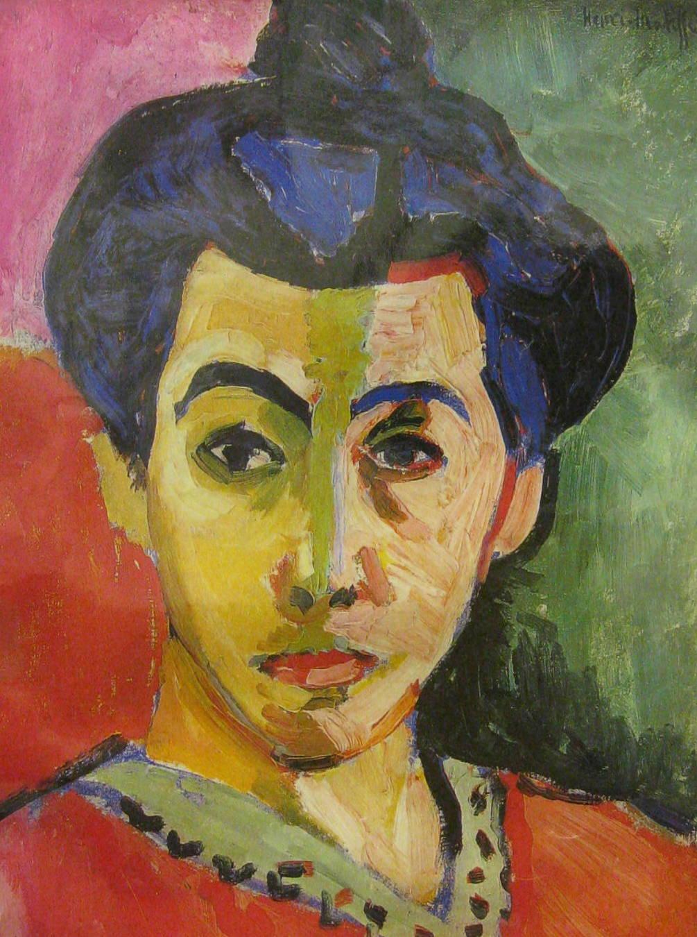 Packet #5. Henri Matisse – Evergreen Art Discovery