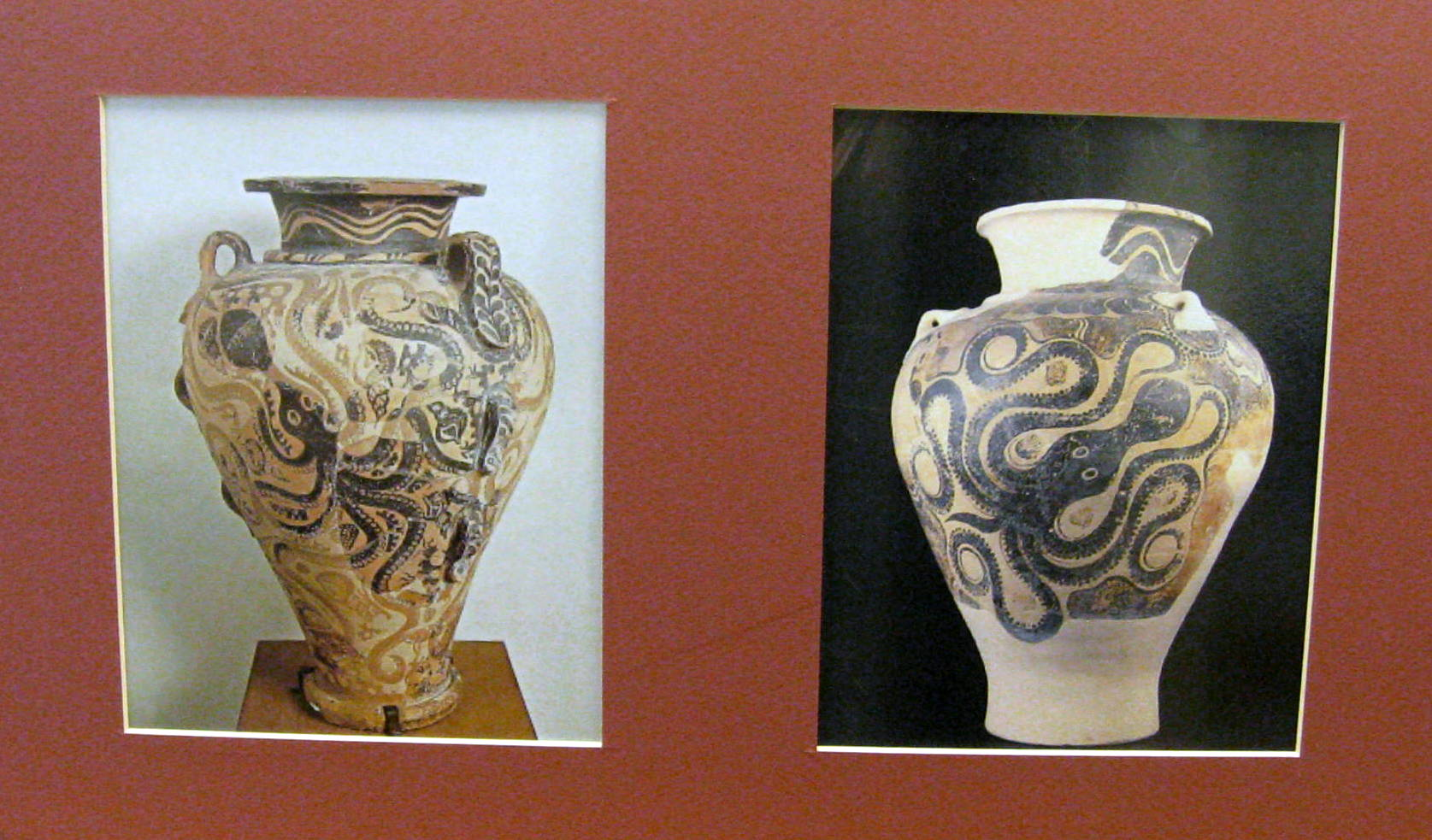 Packet 6 minoan art evergreen art discovery octopus pottery reviewsmspy