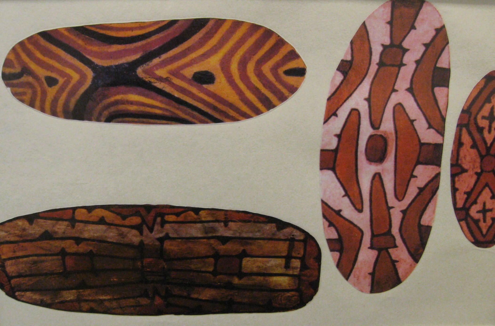 Packet 15 Australian Aboriginal Art Evergreen Art Discovery