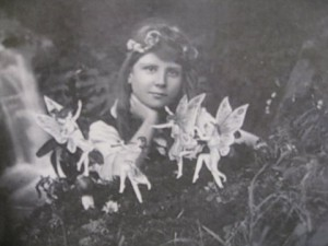 Frances with the Fairies