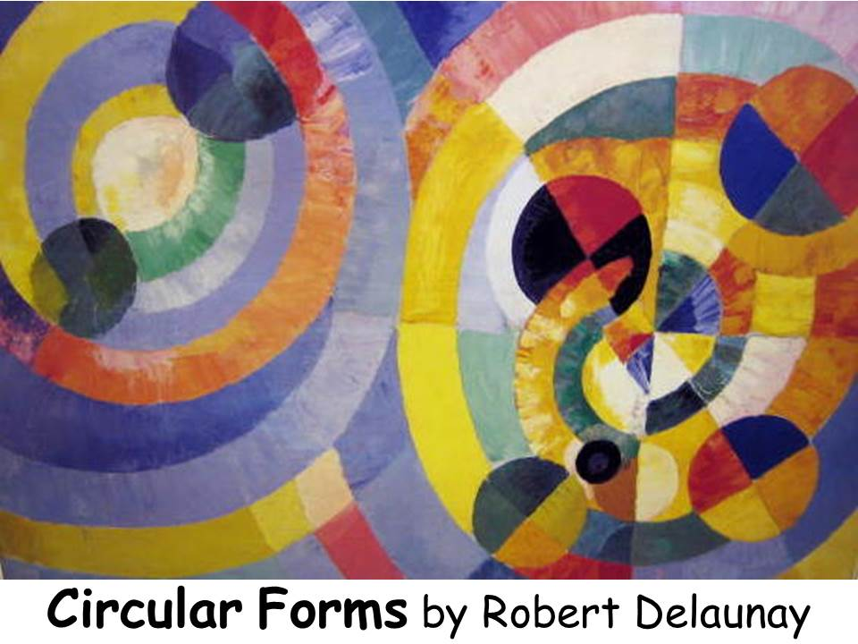 Packet 22 Geometric Abstract Expressionism Evergreen Art Discovery