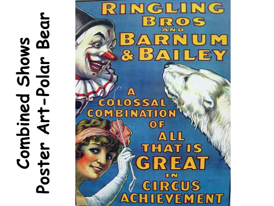 Packet #17  Circus Art – Evergreen Art Discovery