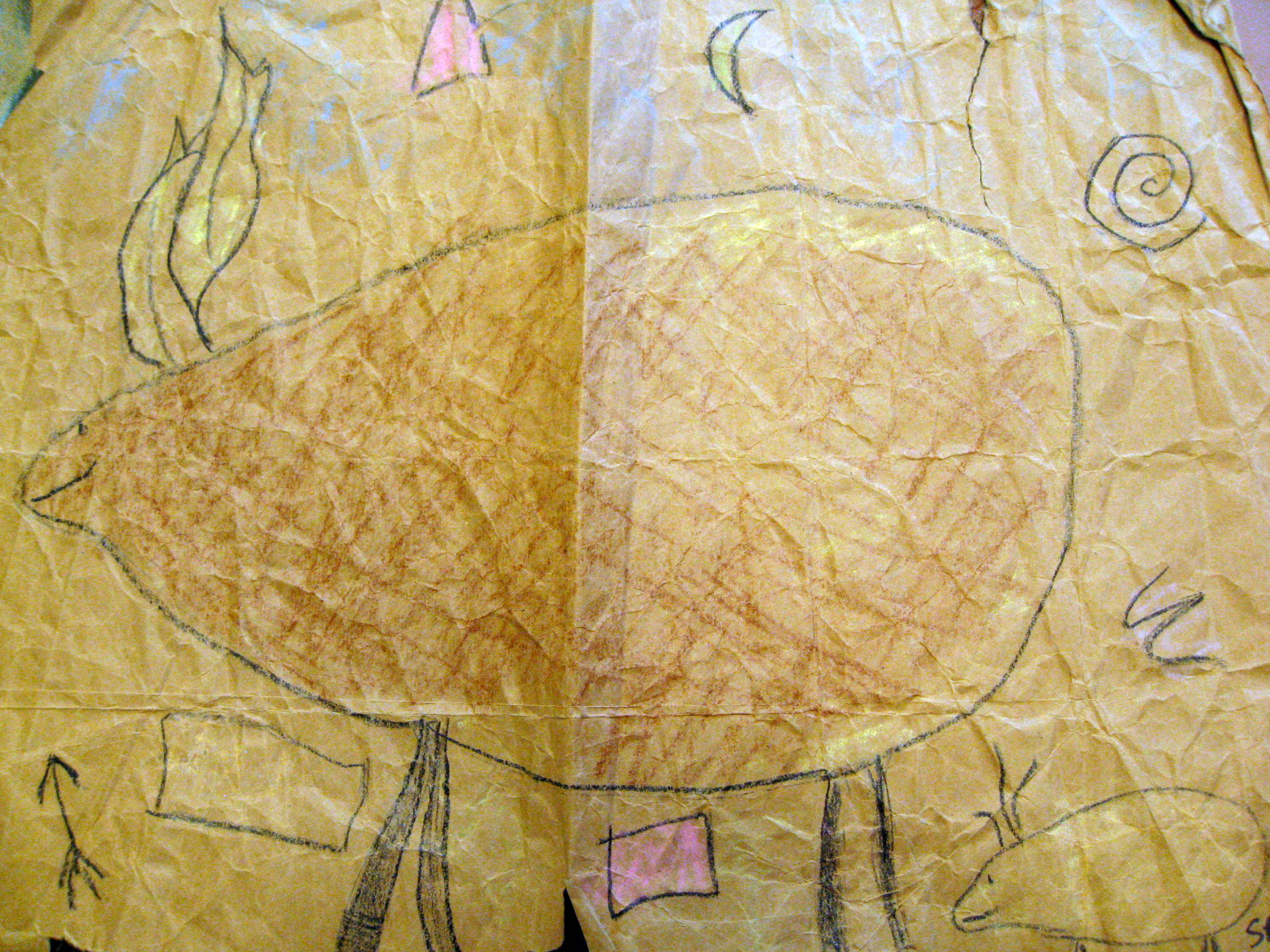 Packet #1. Prehistoric Cave Art – Evergreen Art Discovery