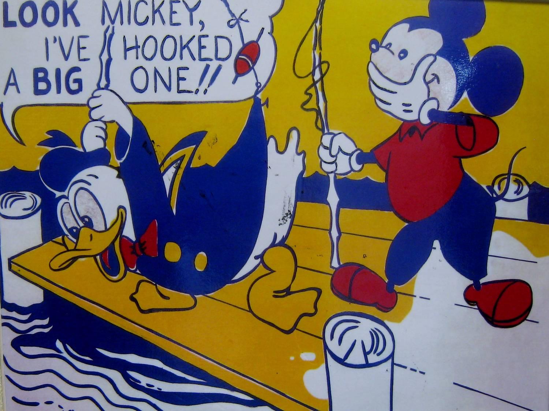 Packet #22. Pop Art—The Art of Roy Lichtenstein – Evergreen Art ...