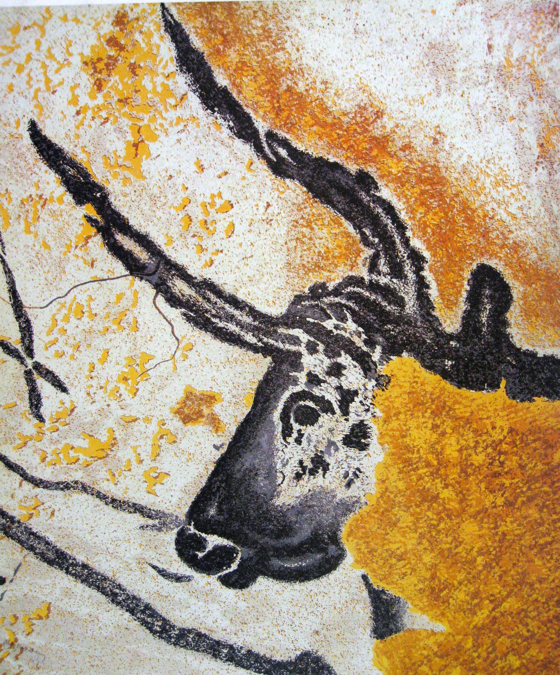 Wonderful Packet #1. Prehistoric Cave Art – Evergreen Art Discovery EC91